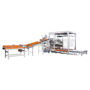 Factory Price and Best Quality automatic bag robot arm machine palletizer
