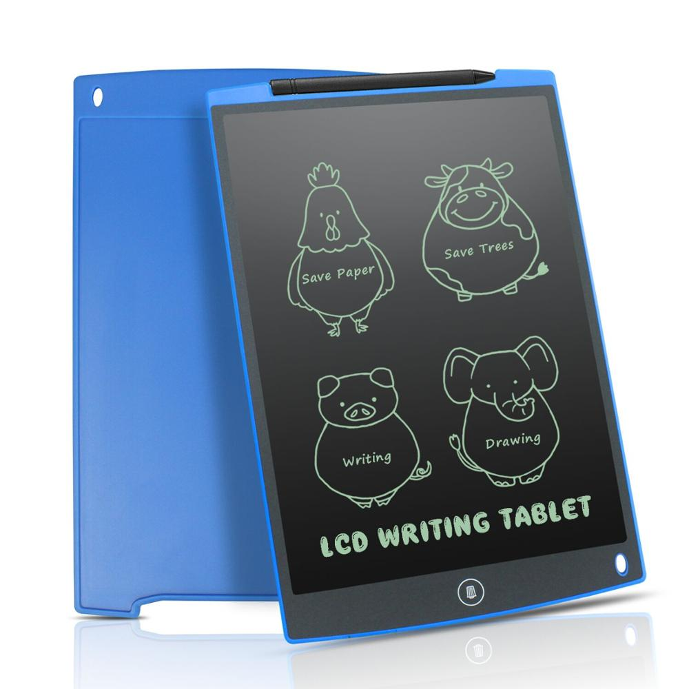 Newyes Newest Free Shipping 12 Inch Erasable Paperless Writing <strong>Tablet</strong> for Office