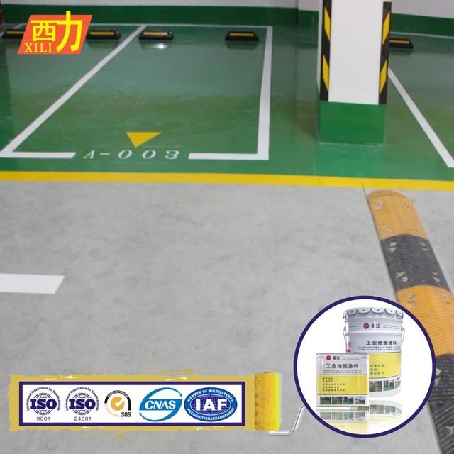 Epoxy Flooring Materials Skid Decorative Floor Coating And Garage Epoxy