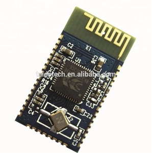 FM radio TF card / English AT name change U disk infrared remote control Bluetooth V4.1 Stereo audio BK3254 module