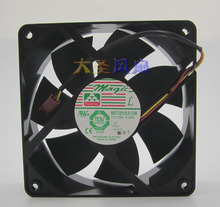 New Original Yongli 12038 12CM double ball bearing fan MGT12012LB-038 12V 0.20A