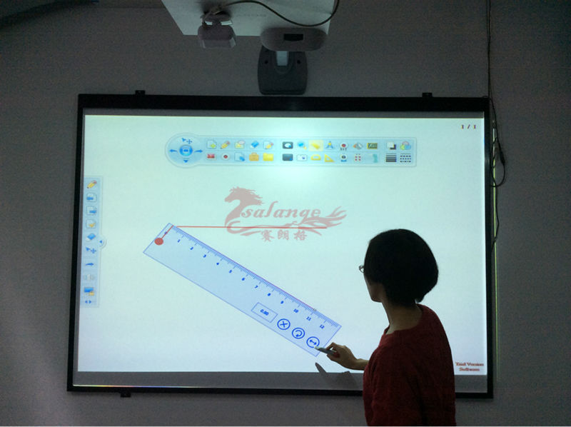 Definition Modular Classroom : New technology multi touch point interactive whiteboard