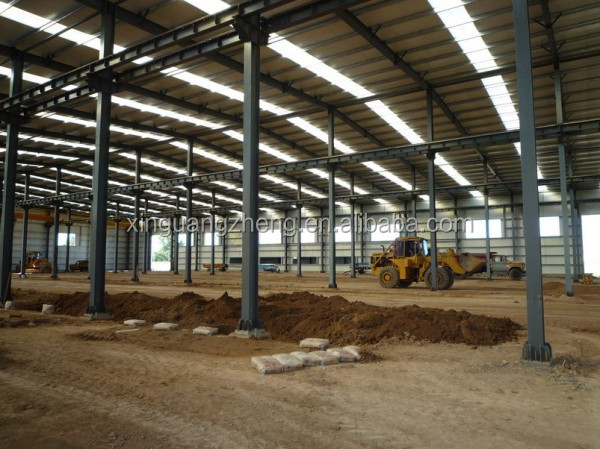 Beautiful deisgn low cost steel warehouse building