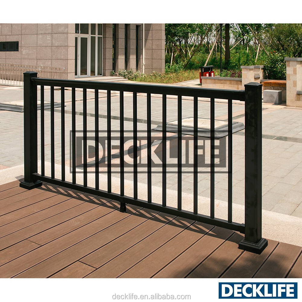 Low Price Aluminium Balustrade/aluminum Handrail Ar200-36x72