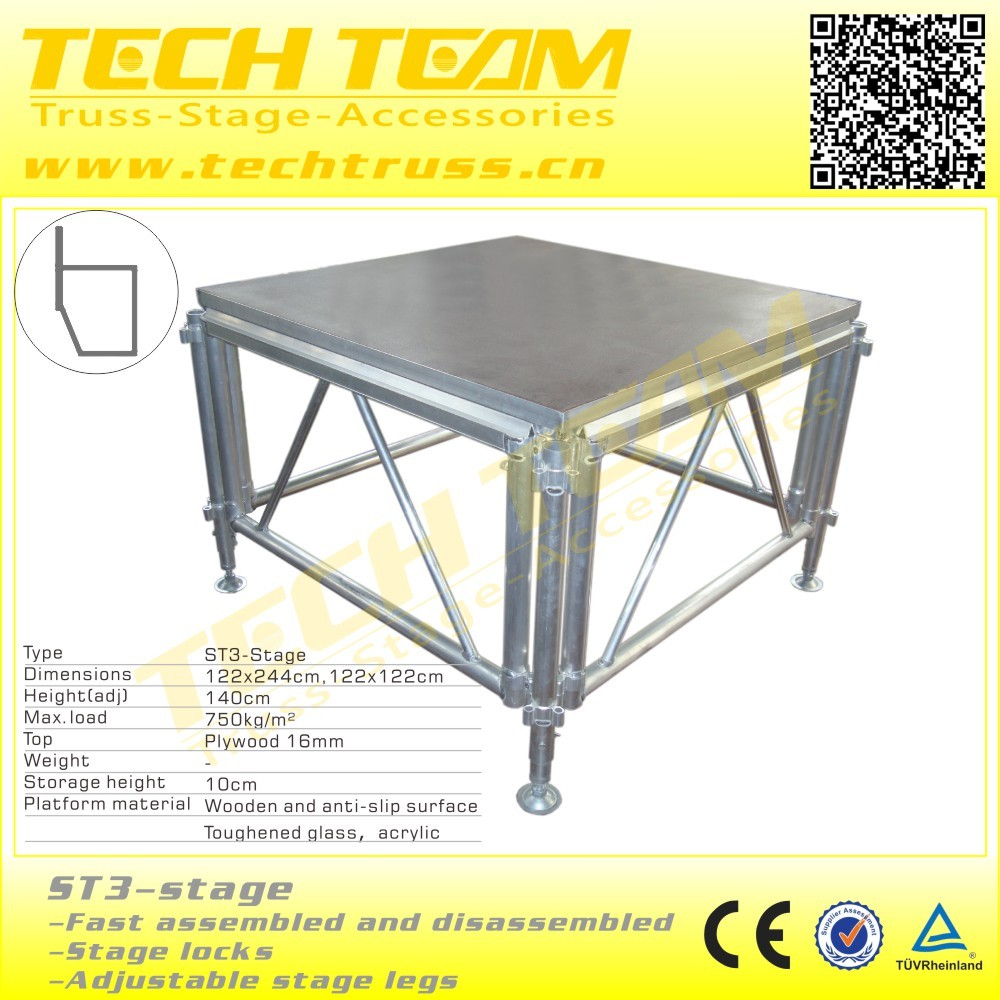 cheap event mobile stage for sale