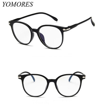 41765c11d36 YOMORES Cheap Plastic Optical Frames Colorful Round Myopia Frames Stock  Reading Glasses Eyeglass Eyewear