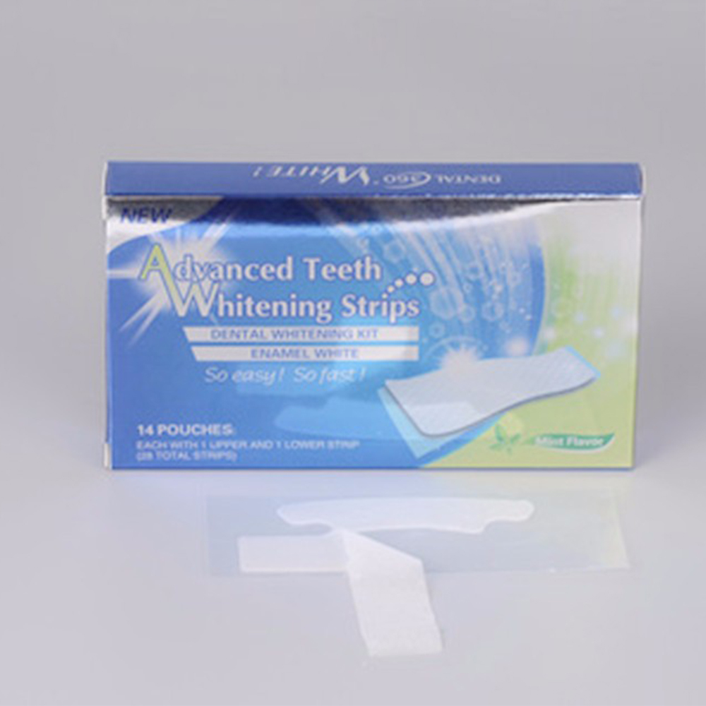 Wholesale Bright Smile Teeth Whitening Strips Mint Flavor 6%CP Dental Crest Teeth Whitening Strips