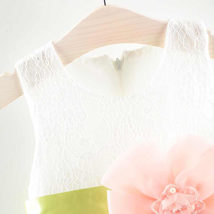 baby dress 2 year new style summer princess baby dress