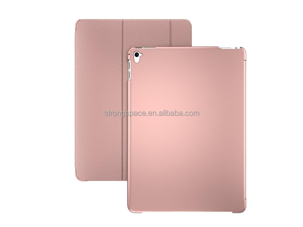 direct manufacture in China , rose gold case for ipad pro 9.7""
