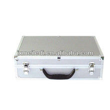 customed normal silver portable functional Aluminum box tools box tool chest