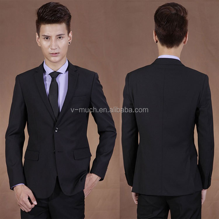 High Quality Two Button Coat Pant Man Suit/formal Office Uniform ...