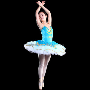 Ephod 2016 Blue Bird costume/professional adult ballet tutu EPBL-025