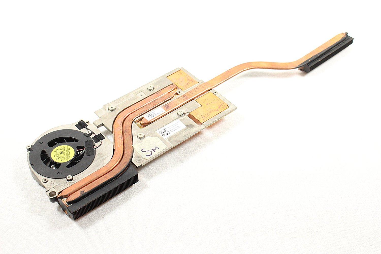 Dell Precision M6600 GPU FAN & HEATSINK Combo 12DGW