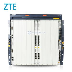 Low Cost Fiber Optic Equipment OLT Gepon, FTTH Epon Gpon OLT ZXA10 ZTE C300