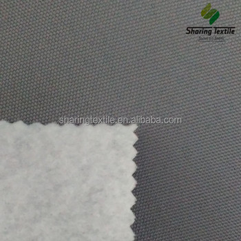 Polyester 600D Oxford With Non-woven Car Fabric/600D Oxford Auto Car Seat Cover Fabric/6000D Oxford Car Fabric