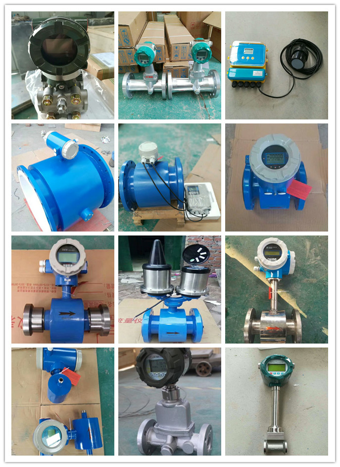 Economical High Pressure Refrigerant Flow Meter Dn15 Electromagnetic Water 50Mm