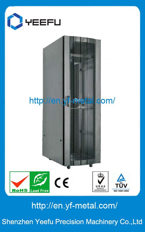 42u Rack,Computer Cabinet,Outdoor Server Rack With Door Lock - Buy ...