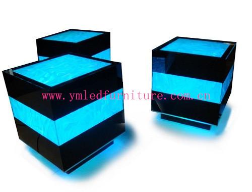 led cube lightled outdoor light led cube chair lightingled