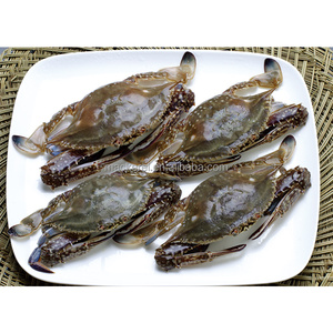 Hot sale Best quality Frozen Half-Cut Seafood blue swimming crab