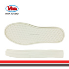 Sole Expert Huadong White sneakers shoe sole Rubber material shoe sole