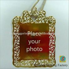Gold Paper Hang Tag