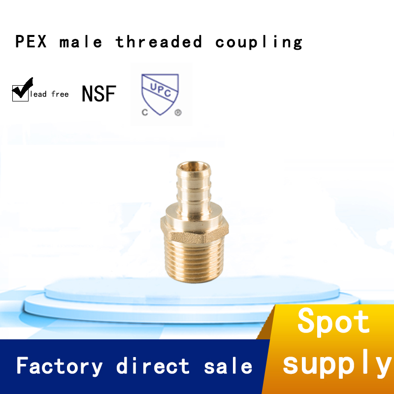 brass cross fitting/ pex pipe fitting threaded four way pipe fitting butt weld cross dimension