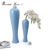 Elegant modern ceramic flower vase antique home decoration accessories