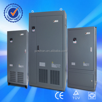 frequency drive system for electric motor