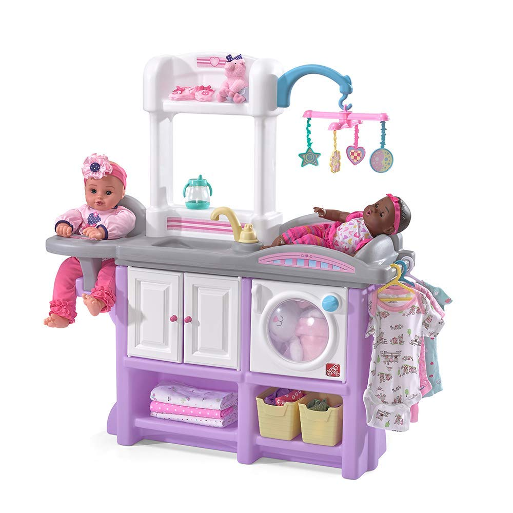 Get Quotations Step2 Love Care Deluxe Nursery Kids Playset Purple