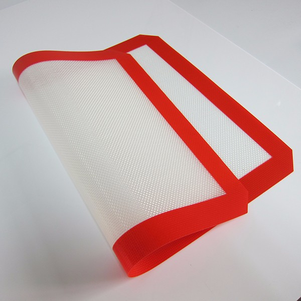 Non Stick Pastry Baking Heat Silicone Mat With Custom Printing