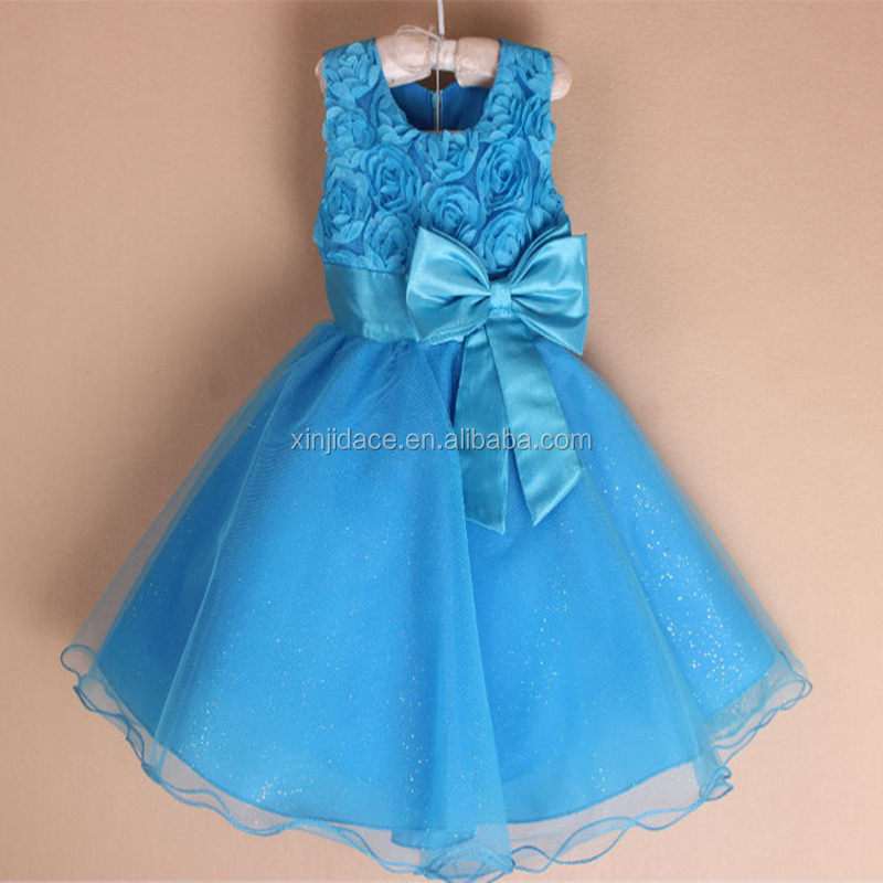 New Style Fashion Cheap Baby Girl Fairy Dress,Girls Wedding Party ...
