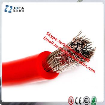 10awg Super Flexible Silicone Insulated Wire / High Temperature Wire ...
