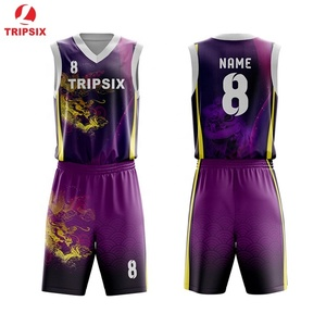 8507fd558ef Custom Sublimation Printed Violet Basketball Jersey, Custom Sublimation  Printed Violet Basketball Jersey Suppliers and Manufacturers at Alibaba.com
