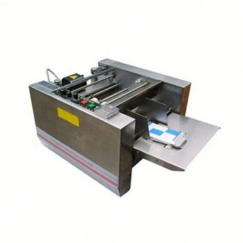 Package Printing Date Batch Number Hot Stamping Machine Automatic Code Printing Machine