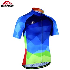 custom sublimated made children cycling jersey pro