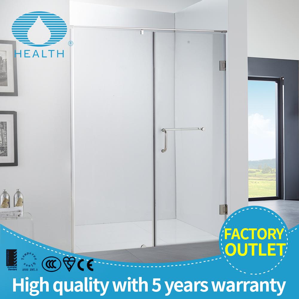 hinged bath shower screens mobroi com adjustable side profile frameless glass hinged bath shower screen