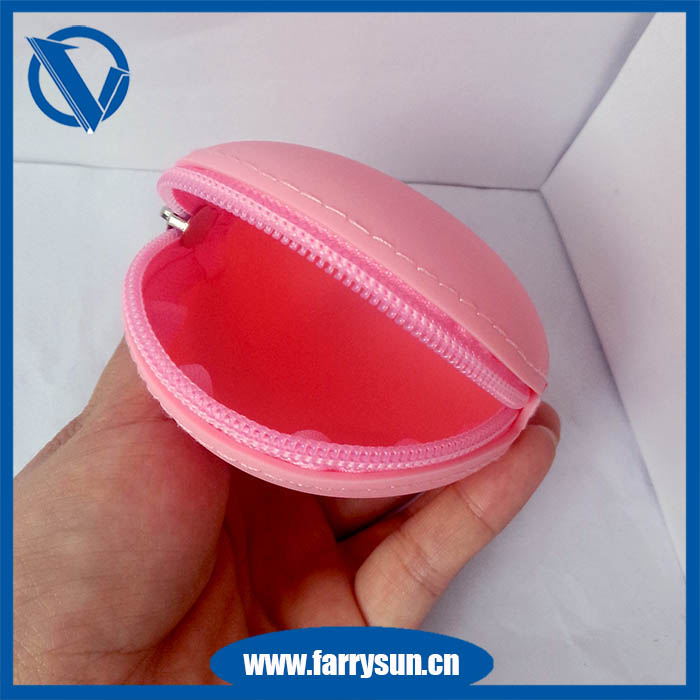 12 years large silicone factory Round purse/ indian ladies purse/ladies bridal purse
