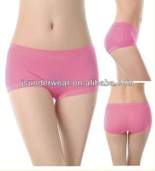 0688be05f3d3 Bamboo Fiber Fashion Panties Women's Underwear Briefs Knickers - Buy ...