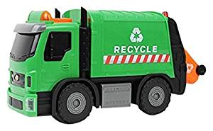 Toy State Road Rippers City Service Fleet Recycle Truck