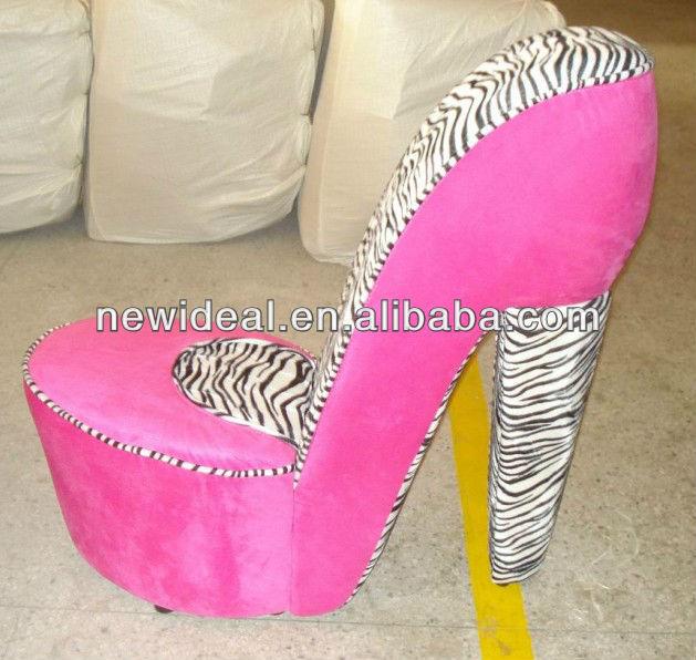 tela zapatos de tac n alto silla no72r sillas para la