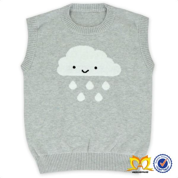 Diseños Suéter De Lana Para Niños Patrones Que Hacen Punto Suéter ...