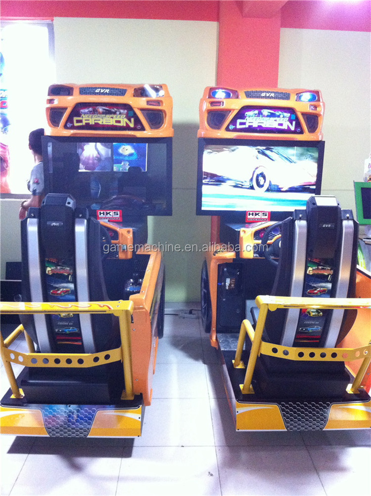 Simulator Arcade Need For Speed Carbon Car Racing Game Machine ...
