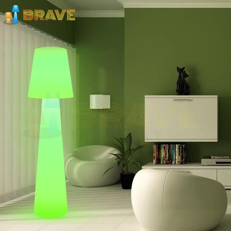 smartphone controlled led verlichting vloer lampen voor kinderen nacht verlichting