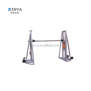 5 Ton/10 Ton Professional Cable Reel Stand,High Performance Cable ...