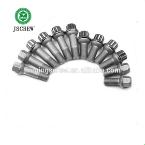 Cylinder Slotted Forged Screws High Quality Auto Screws