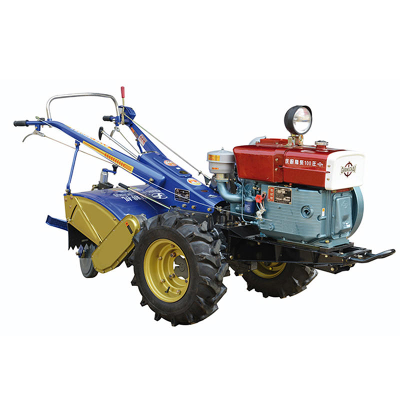 High Quality DF 151 12-18 HP Gear Or Chain Drive Walking Tractor