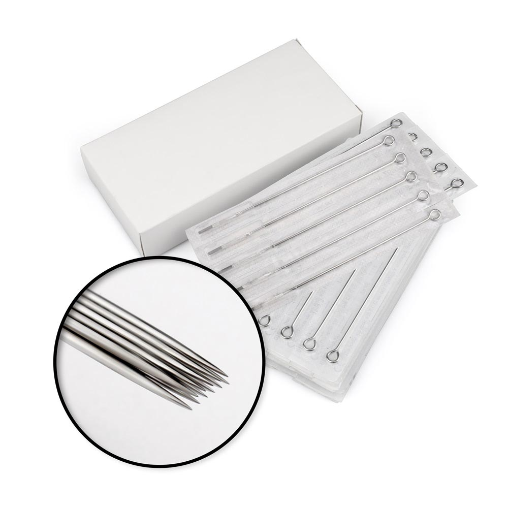 Solong Tattoo Needles 11M2 Round Liner Kosmetische Tattoo Nadeln liefern Nadel Tattoo