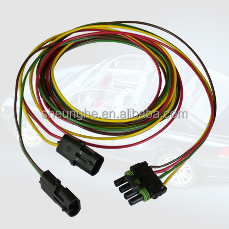 Molex Wire Cable Assembly, Molex Wire Cable Assembly Suppliers and ...