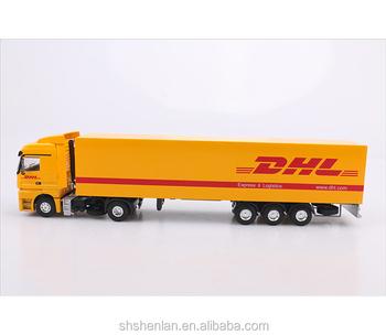 5013 Camión Con Escala 5 Largo Dhl De Buy Man dhl Pulgadas Juguete 1 Alta Calidad Miniatura Contenedor Bruder Remolque En m7g6IbfYyv
