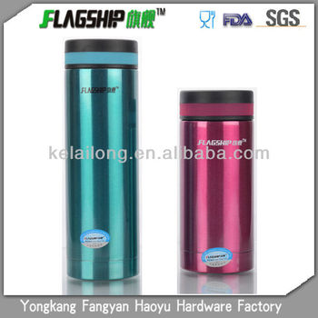 Hot Selling Stainless Steel Insulated 2 Girls 1 Cup Real Video